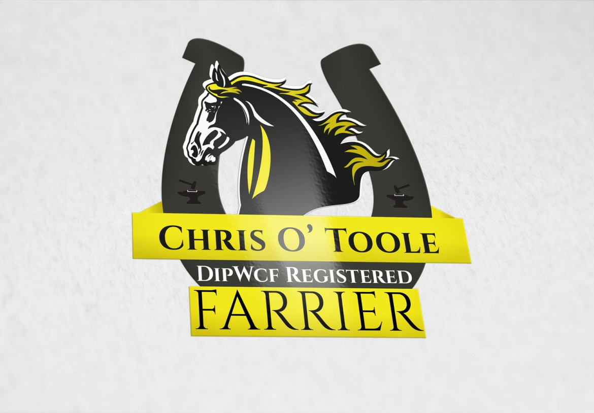 Farrier Logo Design